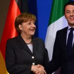 Suggest Italy starts taking advice from Germany.Photo: John MacDougall/AFP