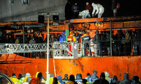 Migrant ships 'trade like second-hand cars'