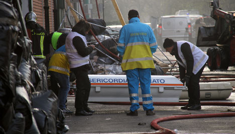Chinese managers found guilty over Prato fire