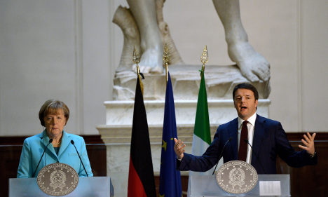 Merkel wants Greece to 'remain part of our story'