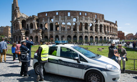 Rome probes mass police 'sickie' on NYE
