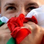 Ask when Italy last won the football World Cup. Photo: Alberto Pizzoli/AFP