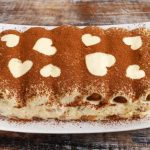 """Declare you are far too full after a meal to try dessert, which was baked by your host's mother.Photo: <a href=""""http://www.shutterstock.com/pic-240261235/stock-photo-tiramisu-cake-decorated-with-hearts.html?src=JhXtDNC688hz6lcv9FmRbA-1-17"""">Shutterstock</a>"""