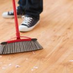 <b>Careful where you sweep -</b> If you're single and hoping to lock down your Principe Azzurro (Prince Charming) then make sure you avoid people when they're sweeping the floor. If the broom so much as touches your feet then you'll never get hitched.    Photo: Shutterstock