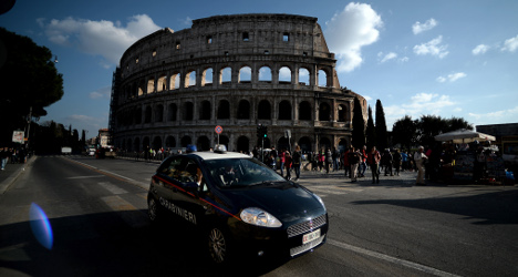 Italians more worried about jobs than terrorists