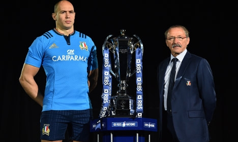Italy face 'difficult' Scotland rugby match