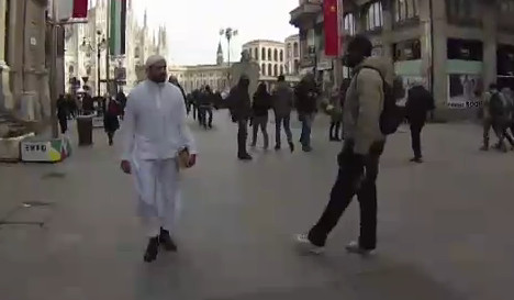 'Insults and distrust' – being an imam in Milan