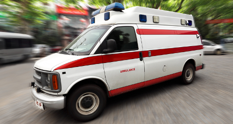 Baby dies in ambulance as hospitals are full