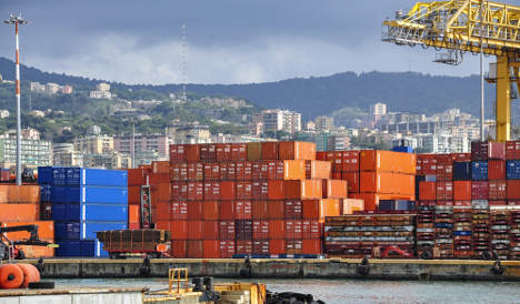 Rising exports to spur Italy's economy