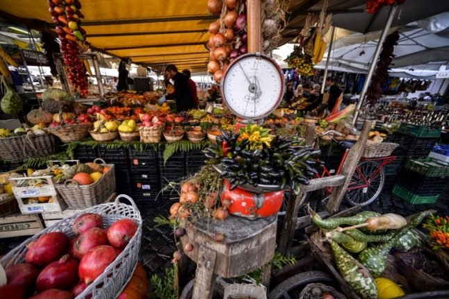 Six springtime foods you simply have to taste in Rome