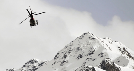 Four Italians killed in Swiss Alps avalanche
