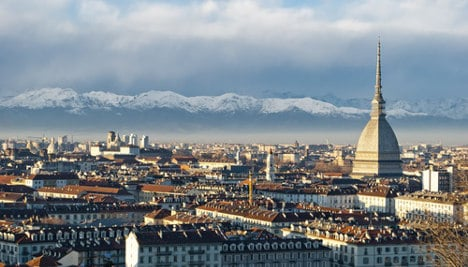 Want fast internet? Move to Turin!