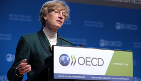 OECD more upbeat about Italy's economy