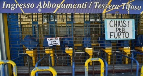 Cash-strapped Parma docked more points