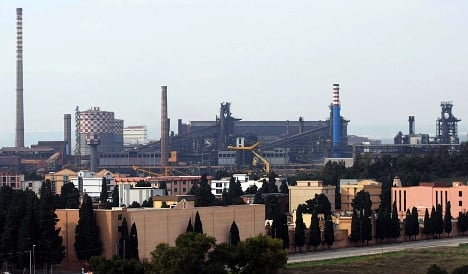 Italy to nationalize Ilva steel plant