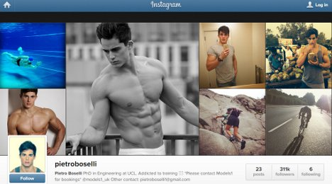 Is this Italian the world's hottest maths tutor?