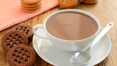 Gran poisons family with expired hot chocolate