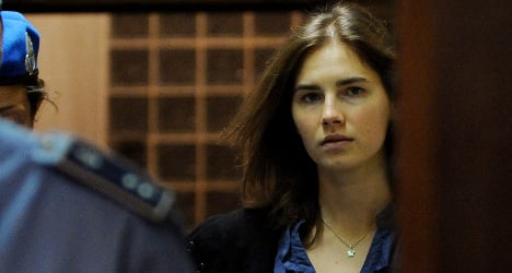 Italy's top court to rule on Kercher murder case