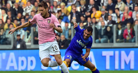Italy's football squad gets foreign boost