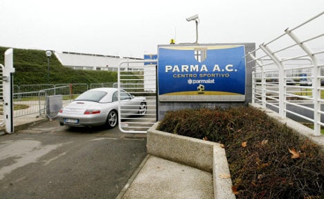Cash-strapped Parma rescue 'plan' in place