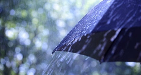 Two dead as strong winds and rain lash Italy