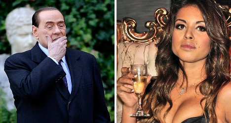 Italy's top court clears Berlusconi in sex case