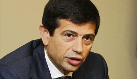 Italian minister quits in corruption scandal