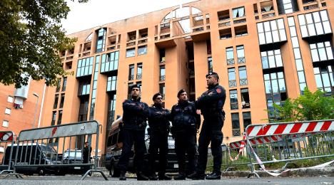 Rome immigrant centre cleared over safety