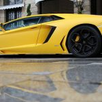 The <b>Lamborghini</b> range of luxury sports cars might still be produced in Italy, but the firm has been owned by Germany's Audi, a division of the Volkswagen Group, since 1998. Founded by Ferrucio Lamborghini in 1963, the firm was also owned by America's Chrysler and Malaysia's investment group Mycom Setdco before being taking over by Volkswagen.   Photo: Eddy Clio
