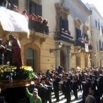 <b>Misteri di Trapani -</b> Lasting a whopping 24 hours, this is the longest Easter parade in Italy. It takes place on Good Friday in the town of Trapani. Photo: Traktorminze/Wikicommons