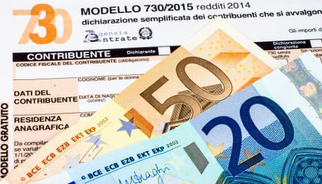 Italy roots out 13,000 suspected tax cheats
