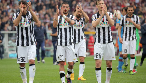 Title party on hold as Juve suffer derby defeat