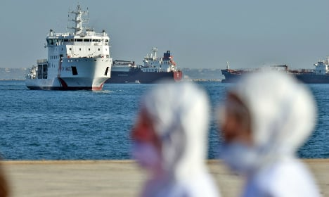 Syrians pay €8,500 for yacht to Europe