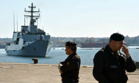 Experts warn against military response in Med