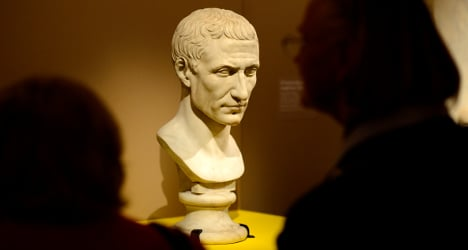 Caesar did not suffer from epilepsy: scientists