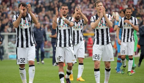 Favours needed again as Juve look to clinch title