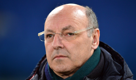 Juventus need luck after last four draw: Marotta