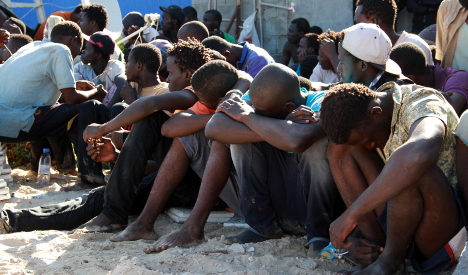 People smugglers 'earn up to €80,000' each