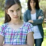 <b>Knowing you're in trouble -</b> The parent who speaks to you in your second language will often make a point of doing it when angry. So if your Italian mother calls out to you in Italian, you know you're in trouble.Photo: Shutterstock