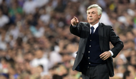 Ancelotti fired after poor season for Real Madrid