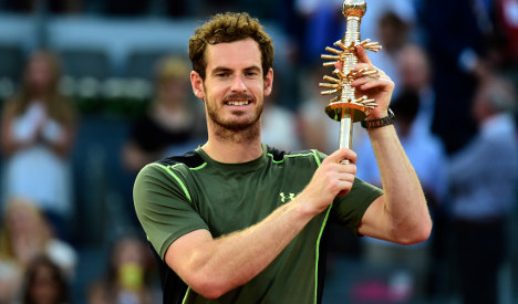 Andy Murray set to decide on Italian Open