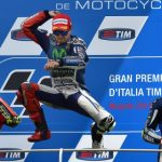 Lorenzo makes it three in a row in Italy