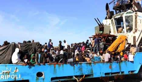 Migrant victims of trawler will be given burial