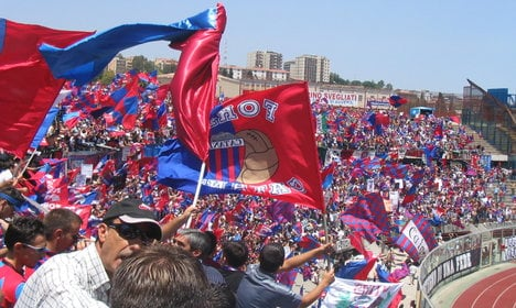 FC Catania rocked by match-fixing scandal