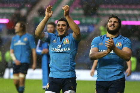 Italy rugby players reach pay deal with federation