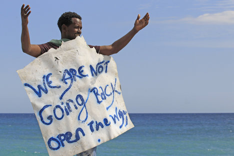 EU deal on migrants 'disappointing' says UN