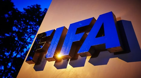 Argentinian Fifa suspect held in Italy