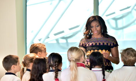 Michelle Obama: 'We can do better' in obesity fight