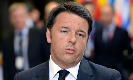 Europe identity at risk over migrant crisis: Italy