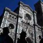 Canadian urinates on Florence cathedral dome